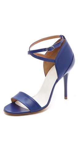 Maison Martin Margiela Strapped Heel Cap Sandals