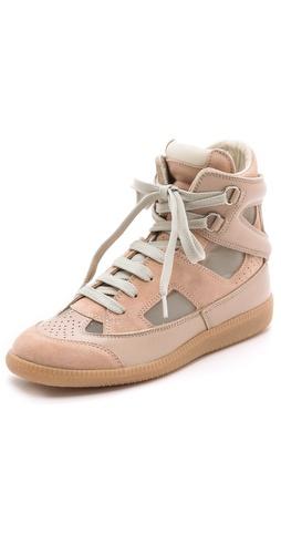 Maison Martin Margiela Cutout Sneakers