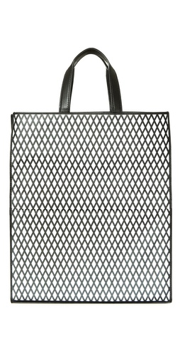 Maison Martin Margiela Reflective Fold Over Tote at Shopbop / East Dane