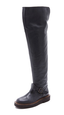 Maison Martin Margiela Thigh High Boots