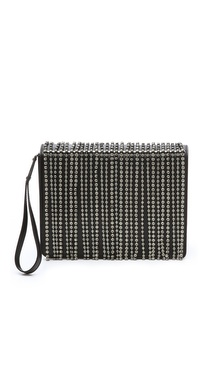 Maison Martin Margiela Clutch with Crystals