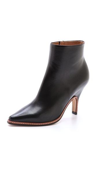 Maison Martin Margiela Top Stitch Booties