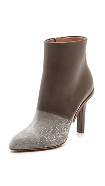 Maison Margiela Spangled Two Tone Booties