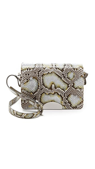 Maison Martin Margiela Python Shoulder Bag