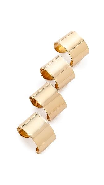 Maison Martin Margiela Multi Finger Rings