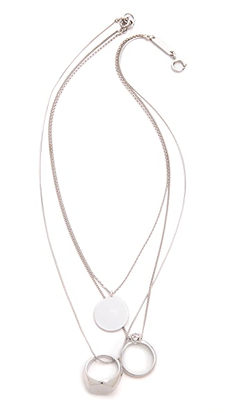 Maison Margiela Layered Necklace