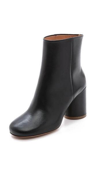 Maison Martin Margiela Leather Tabi Boots