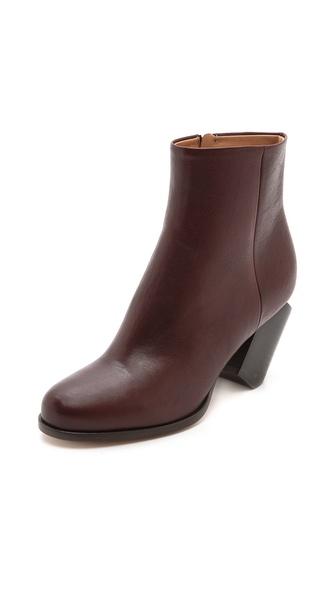 Maison Martin Margiela Leather Booties