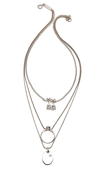 Maison Martin Margiela Layered Necklace