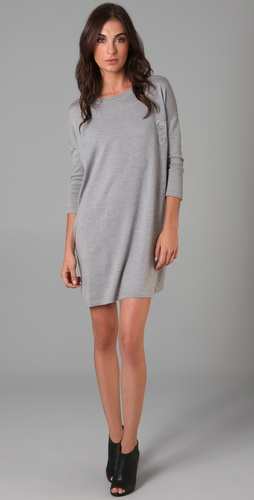 Markus Lupfer Gem Heart Mia Dress