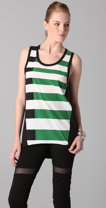 Markus Lupfer Stripy Top