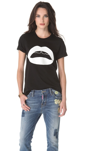 Markus Lupfer Rubber Graphic Tee