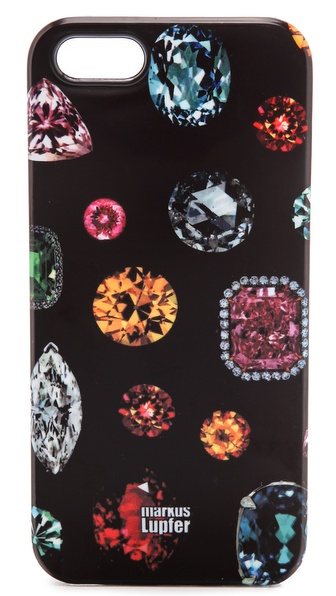 Markus Lupfer Jewel iPhone 5 / 5S Case