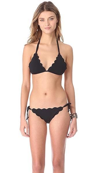 Marysia Swim Cay Scallop Bikini