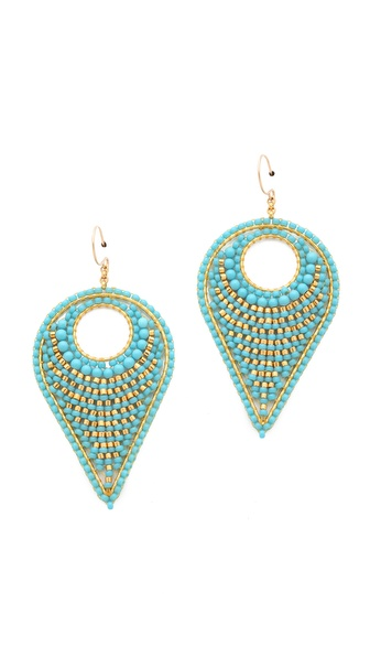 Miguel Ases Drop Earrings  from shopbop.com