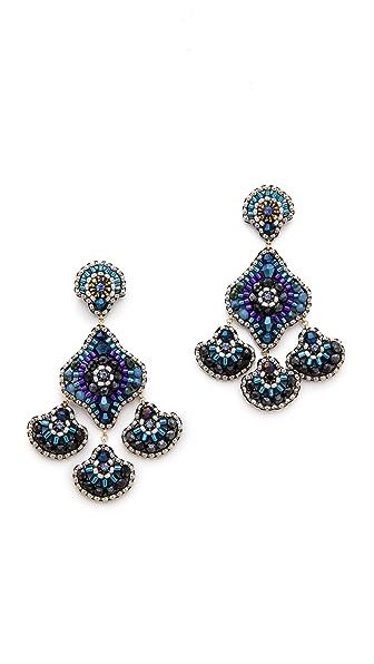 Miguel Ases Mar Earrings