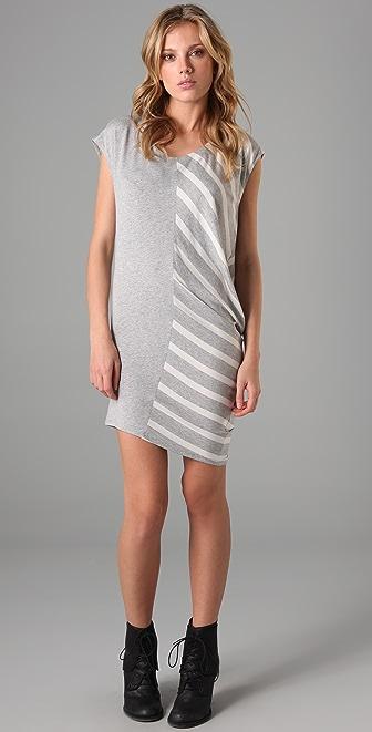 Mason by Michelle Mason Asymmetrical Dress