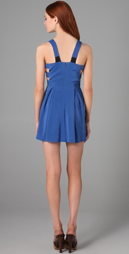 Mason by Michelle Mason Apron Dress