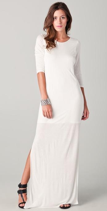 Mason by Michelle Mason Maxi Dress