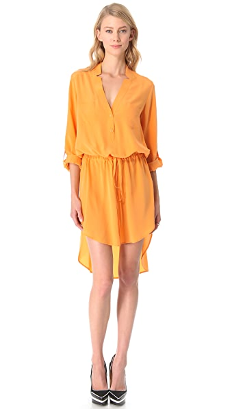 Mason by Michelle Mason Shirtdress