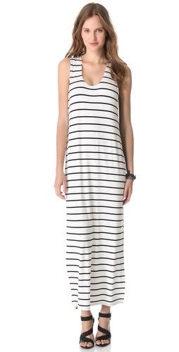 Mason by Michelle Mason Tank Maxi Dress