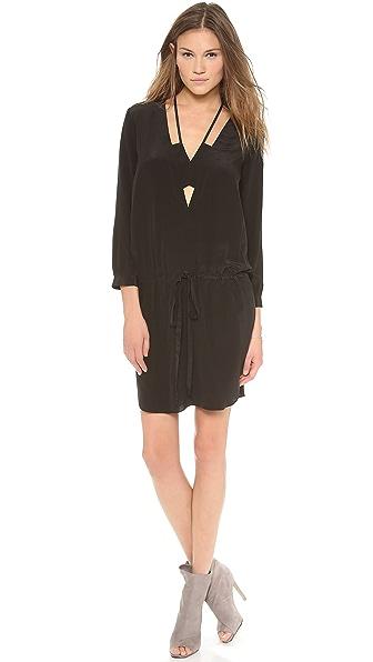Mason by Michelle Mason Long Sleeve Mini Dress