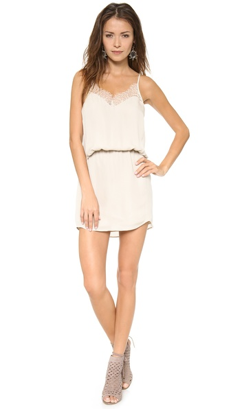 Mason by Michelle Mason Cami Lace Dress