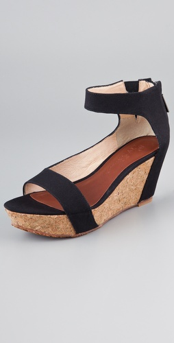 Matt Bernson Charlie Wedge Sandals