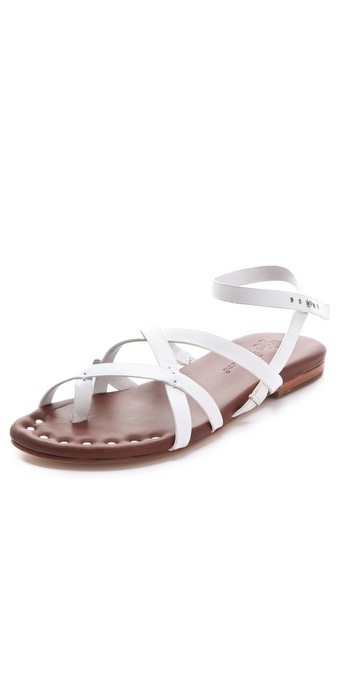 Matt Bernson Jack Strappy Flat Sandals