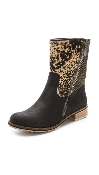 Matt Bernson DANNIJO Iggy Haircalf Booties