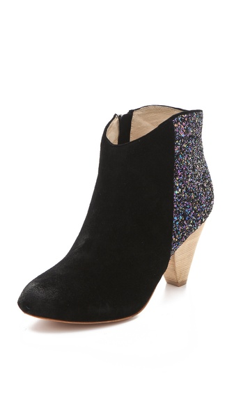Matt Bernson Jardin Glitter Booties