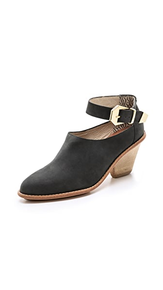 Matt Bernson Saint Denis Ankle Strap Booties