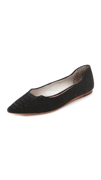 Matt Bernson Bardot Hidden Wedge Flats