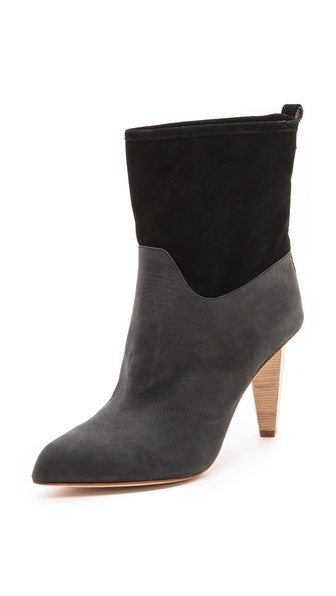 Matt Bernson Jameson Suede Booties