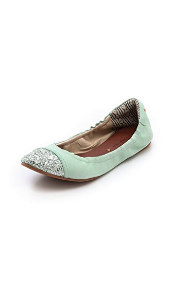 Matt Bernson Stripes & Sequins x Matt Bernson Waverly Flats