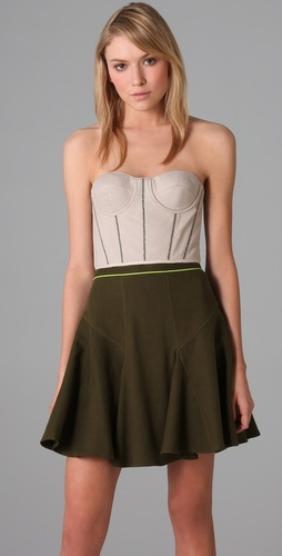 Matthew Williamson Corset Top