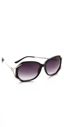 Shop Matthew Williamson Oversized Sunglasses and Matthew Williamson online - Accessories,Womens,Sunglasses,Other, online Store