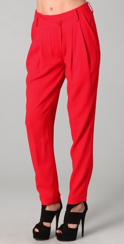 Matthew Williamson Wrap Pants