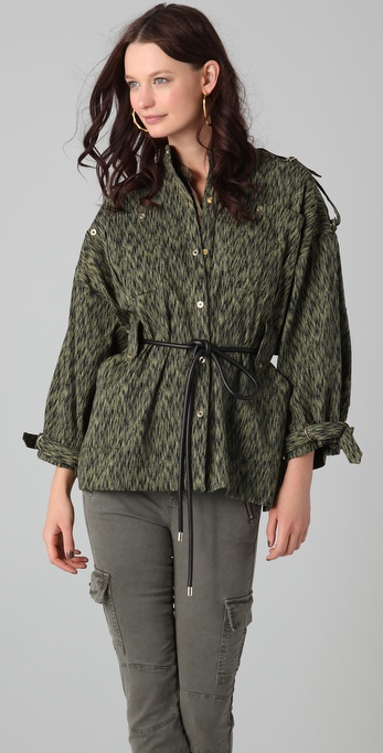 Matthew Williamson Safari Jacket
