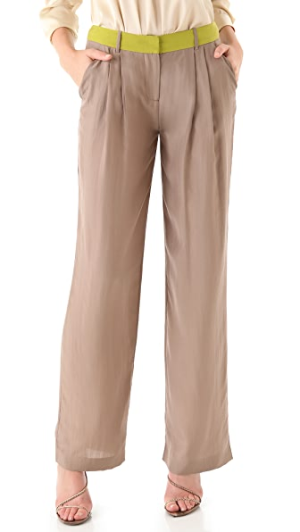 Matthew Williamson Wide Leg Trousers