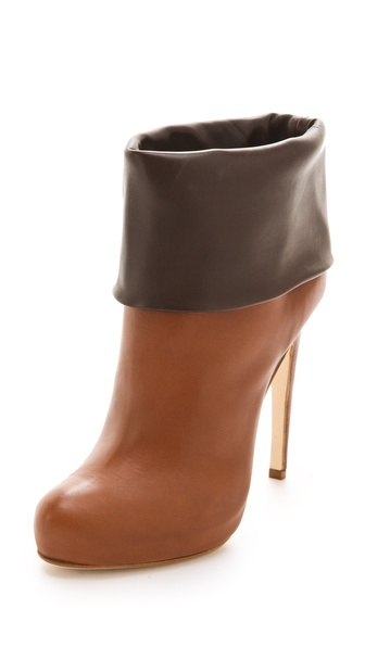 Max Kibardin Mallorca Boots with Contrast Cuff