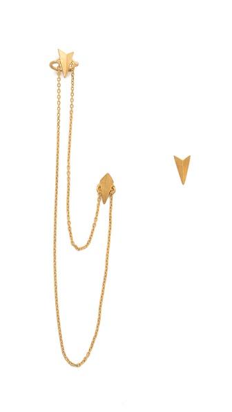 Maria Black D'Or d'Arling Earrings