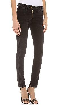 McGuire Denim Exposed Zip Gotham Slim Jeans