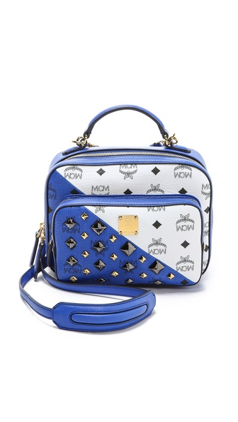 MCM Colorblock Cross Body