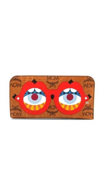 MCM Craig & Karl Limited Edition Print Sunglasses Case