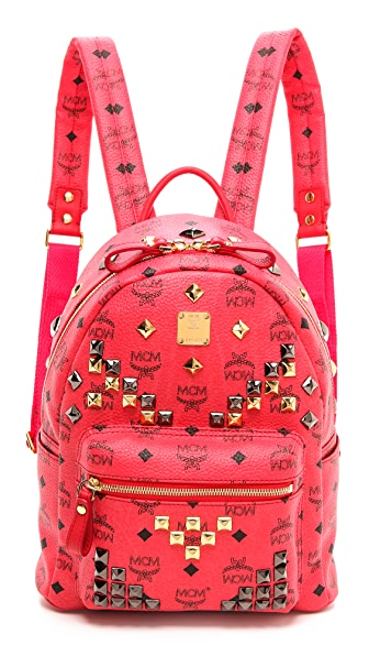 MCM Stark Small Backpack