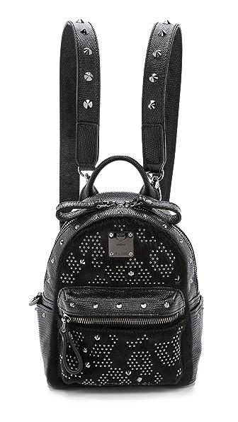 MCM Haircalf Baby Backpack