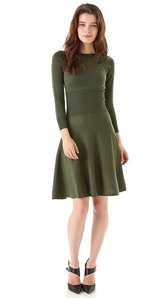McQ - Alexander McQueen Peephole Dress