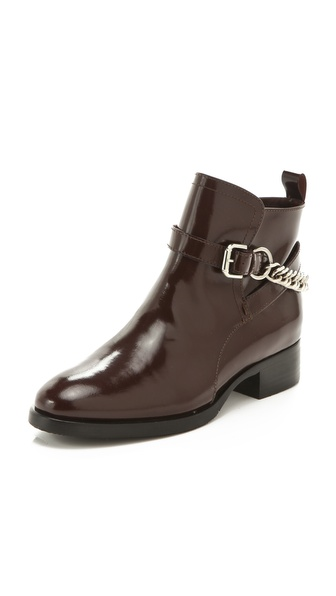 McQ - Alexander McQueen Paddock Booties