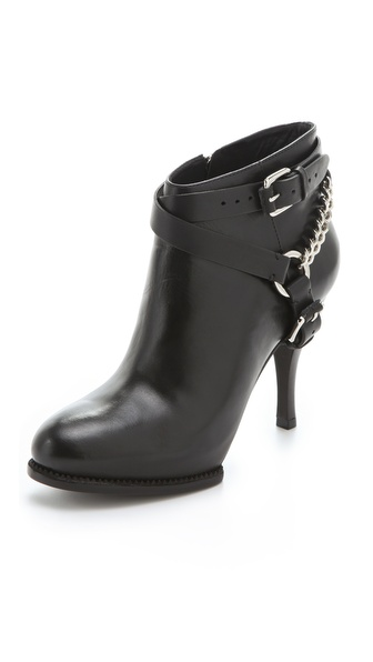 McQ - Alexander McQueen Brogued Boots